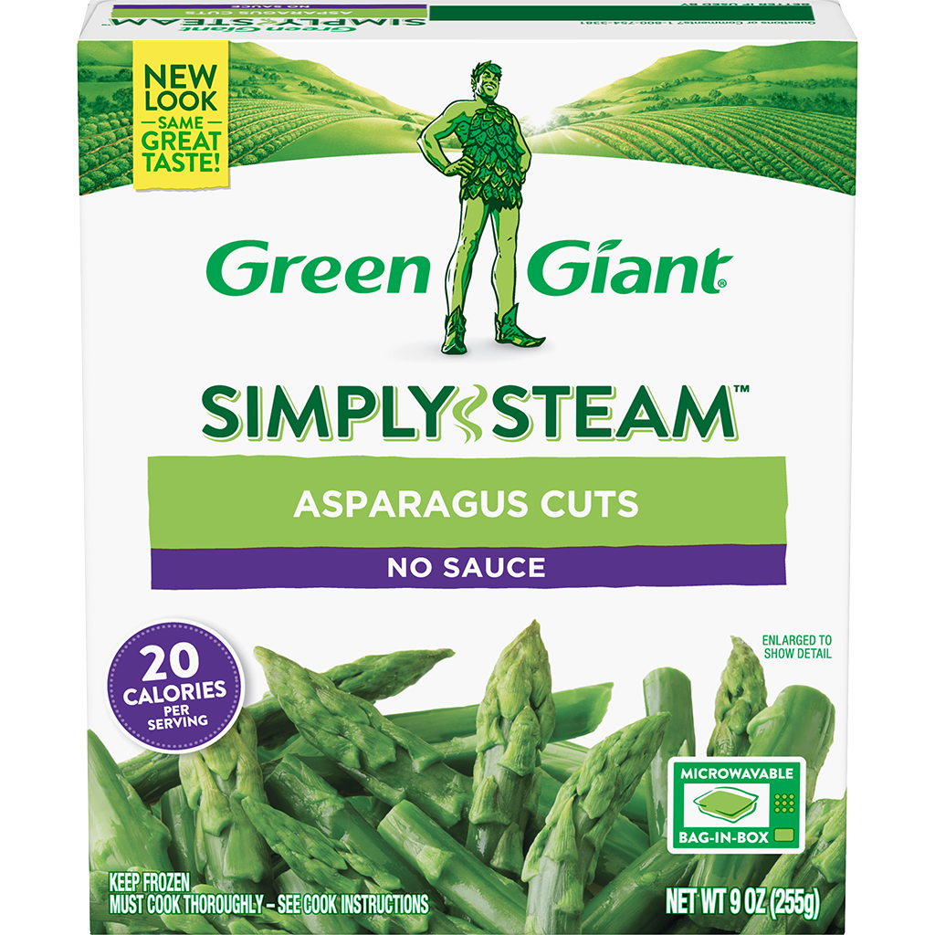 Green Giant® Simply Steam™ Asparagus Cuts product