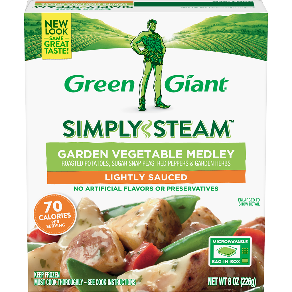 Green Giant® Simply Steam™ Garden Vegetable Medley product