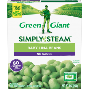 Green Giant® Simply Steam™ Baby Lima Beans product