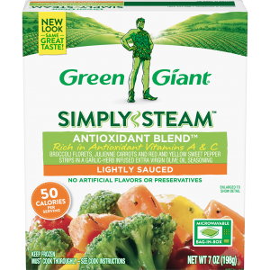 Green Giant® Simply Steam™ Antioxidant Blend™