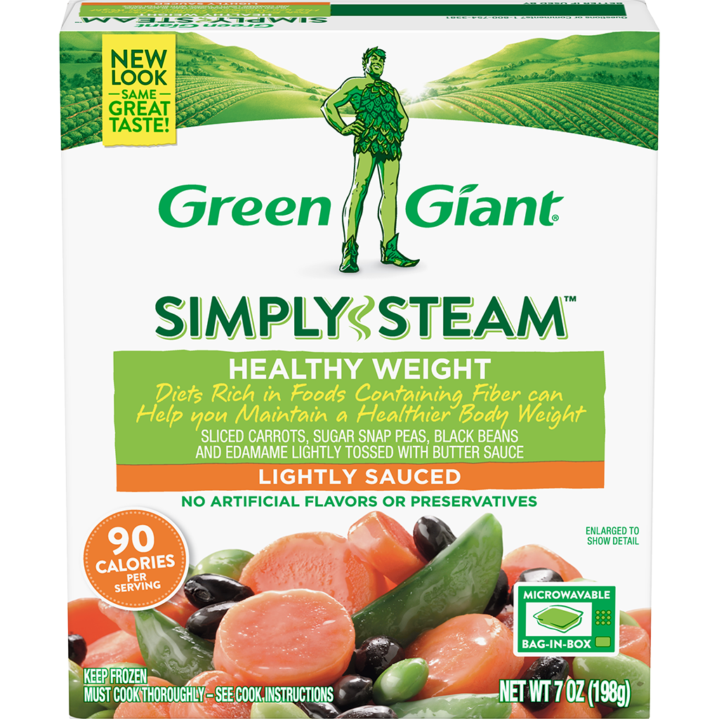 Green Giant® Simply Steam™ Healthy Weight product