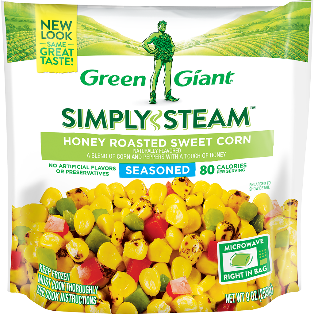 Green Giant® Simply Steam™ Honey Roasted Corn Product Image