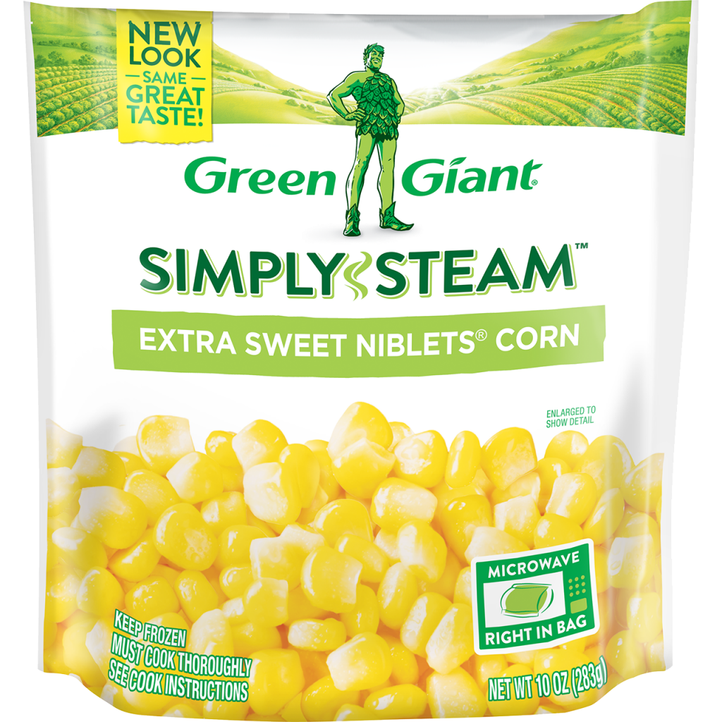 Green Giant® Simply Steam™ Extra Sweet Niblets Corn