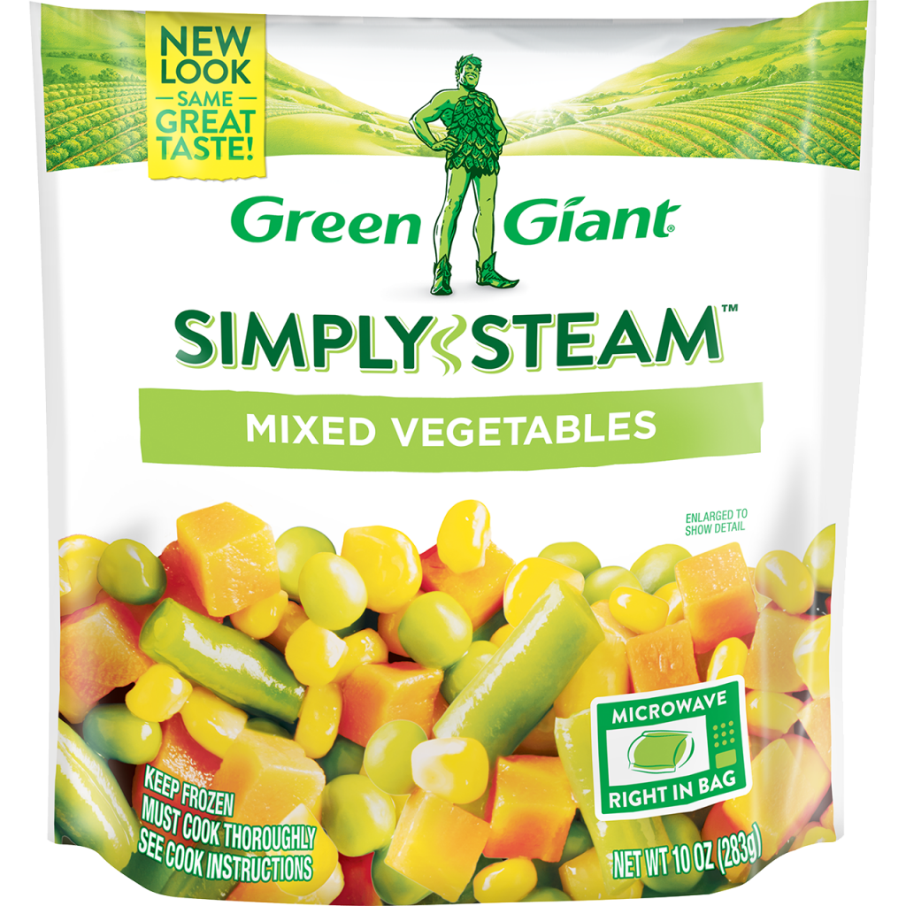 Green Giant® Simply Steam™ Mixed Vegetables