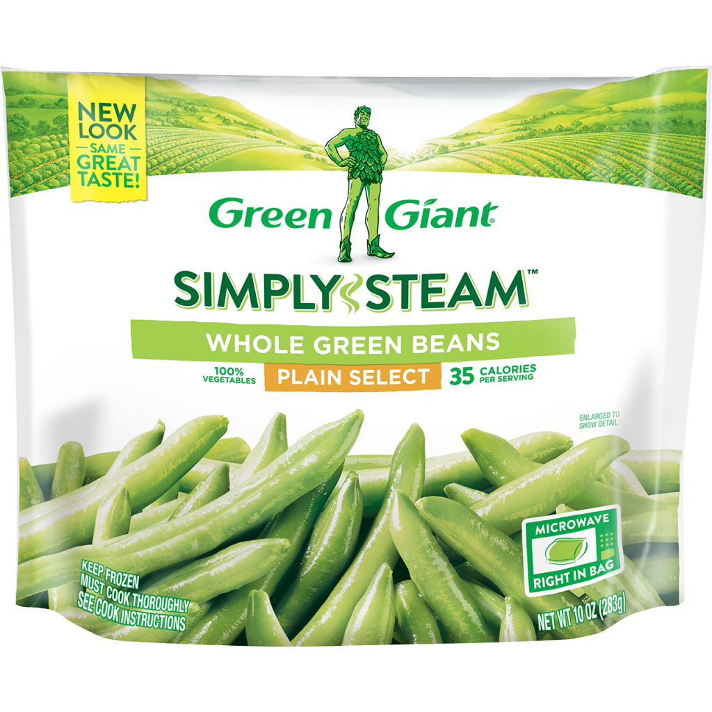 Green Giant® Simply Steam™ Selects Whole Green Beans