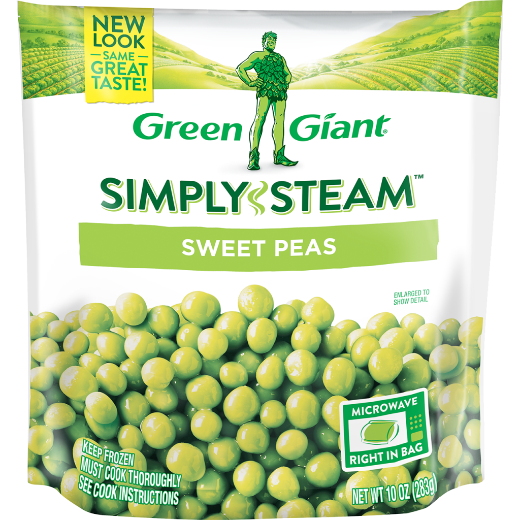 Green Giant® Simply Steam™ Sweet Peas product image