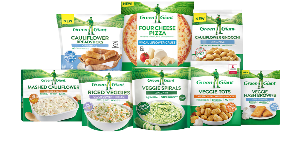 Green Giant Veggie Swap-Ins® Products