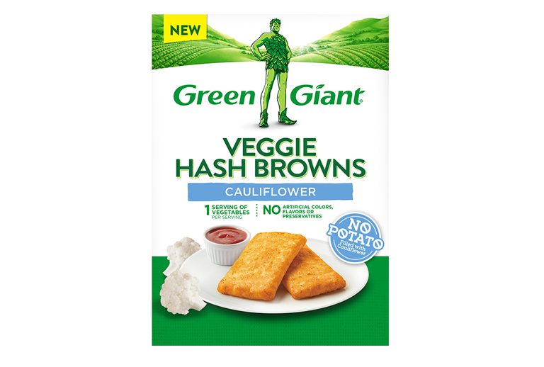 Green Giant®  Veggie Hash Browns